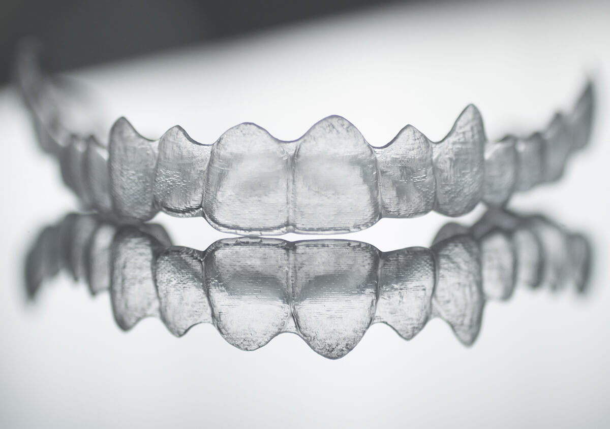 Invisalign Teeth Straightening Treatment at Anjum A Ansari DMD General & Cosmetic Dentistry office in Boston MA Area