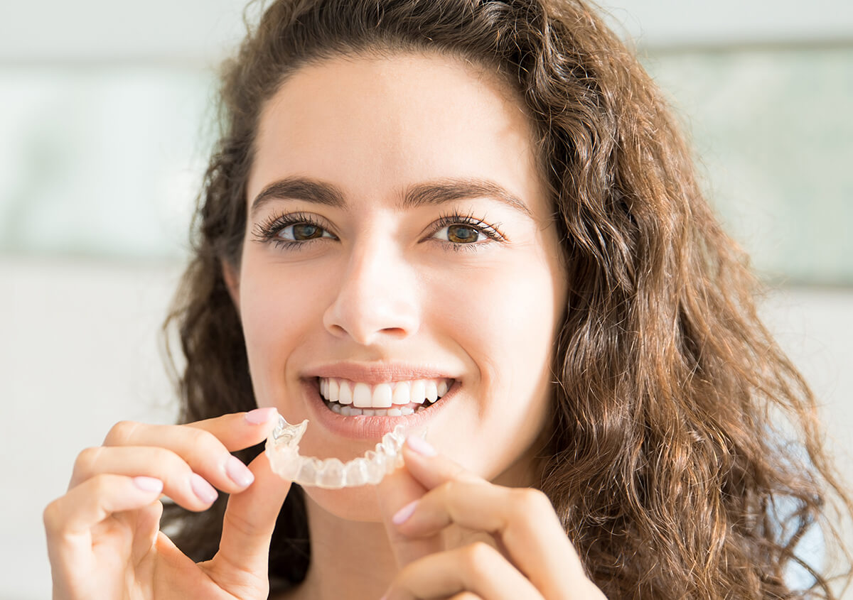 Who is a Good Candidate for Invisalign Clear Aligners?